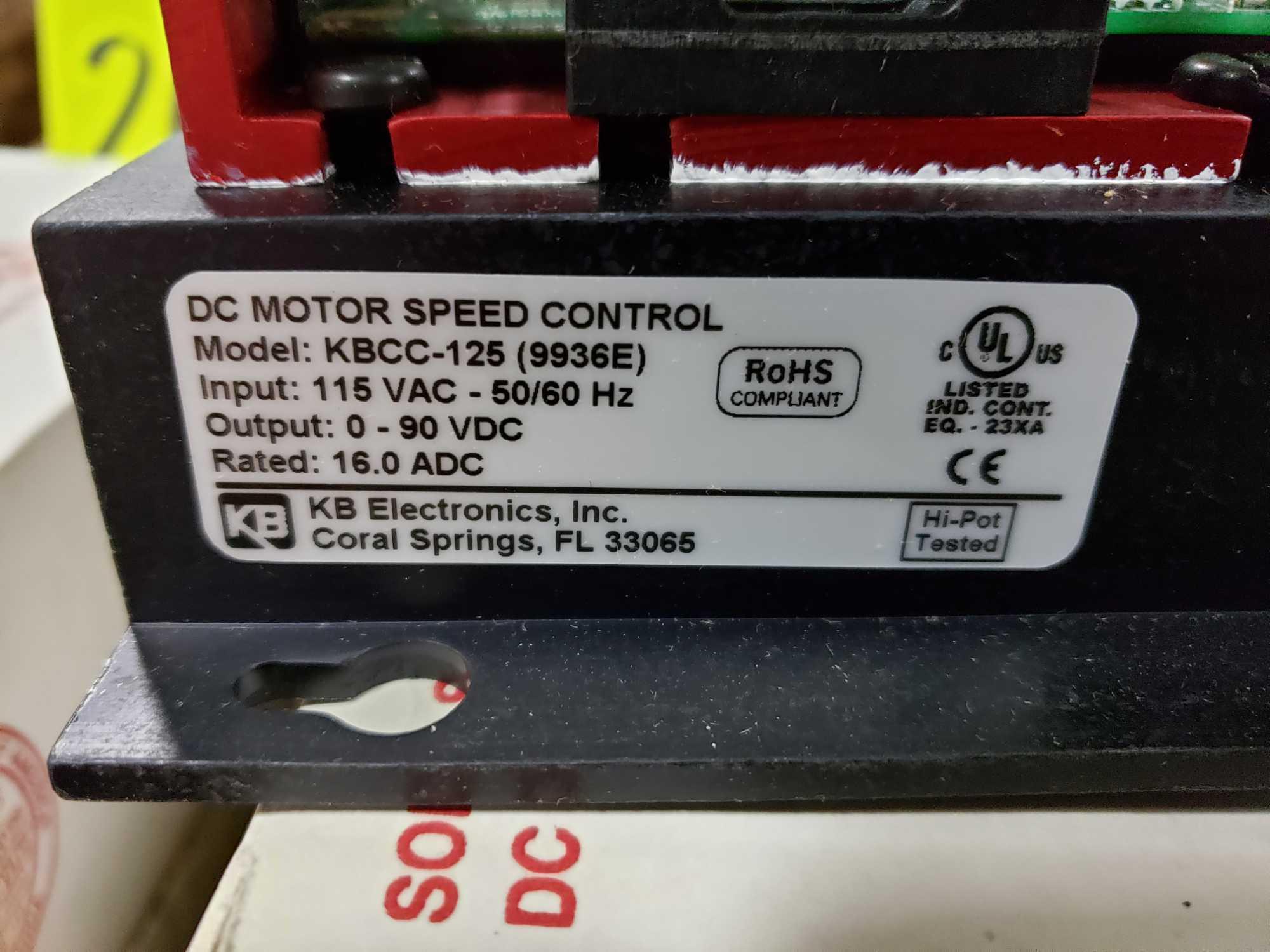 KB Penta Power reversing controld drive. Model KBCC-125, part 9936ED. New in box. - Image 3 of 4