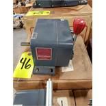 Zero-max drive power block model Y1, CCW output rotation, 60lb torque, 0-400 speed range. New.
