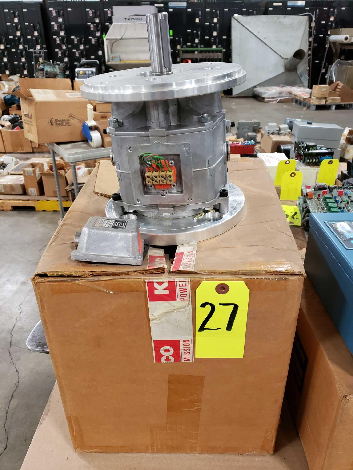 KEB Combibox model 09.10-670. New in box.