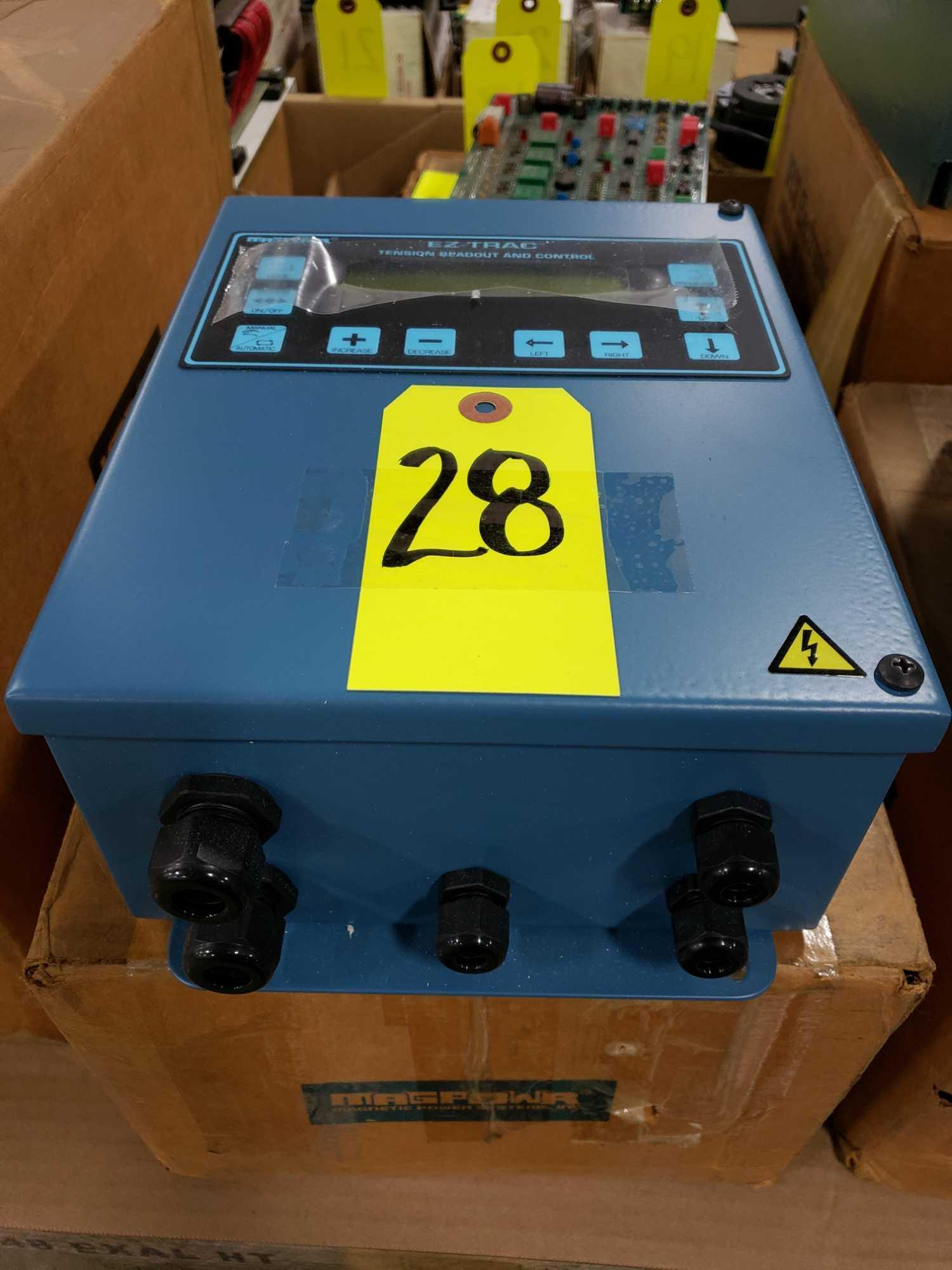 Magpowr EZ-Trac model EZE controller. New in box.