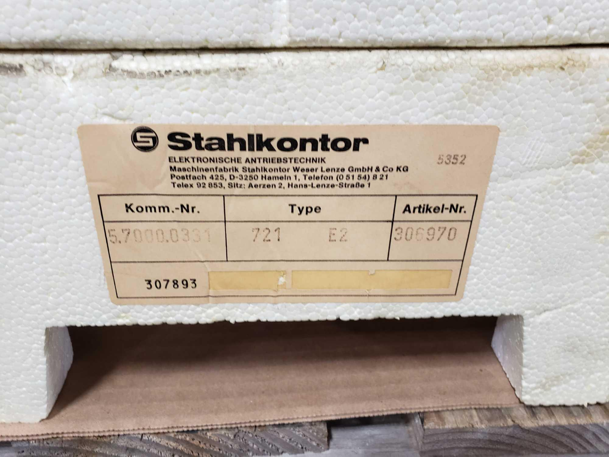 Stahlkontor control model 721-E2. New as pictured. - Image 3 of 3