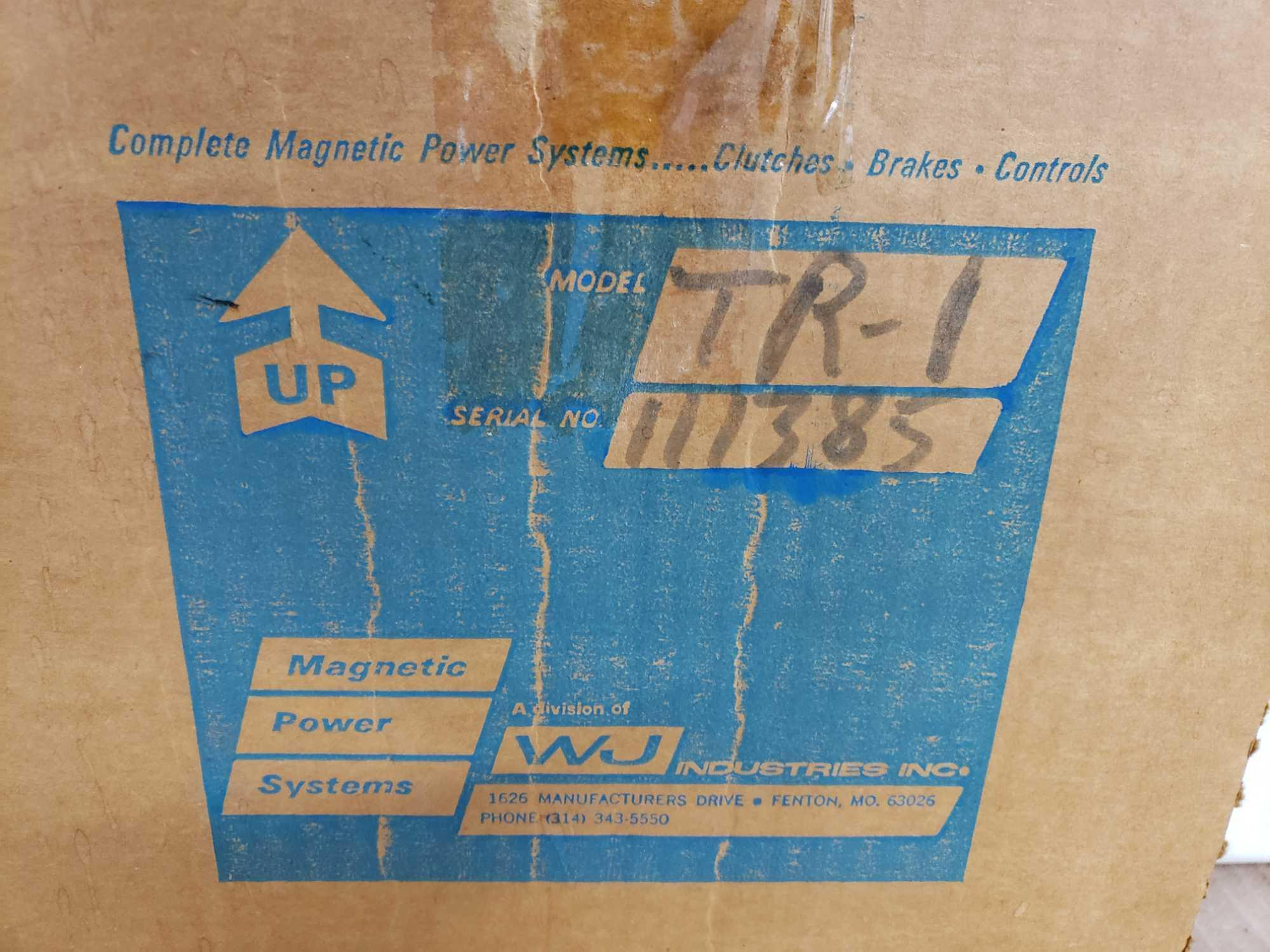 Magpowr magnetic power systems model TR-I tension readout. New in box. - Image 3 of 5