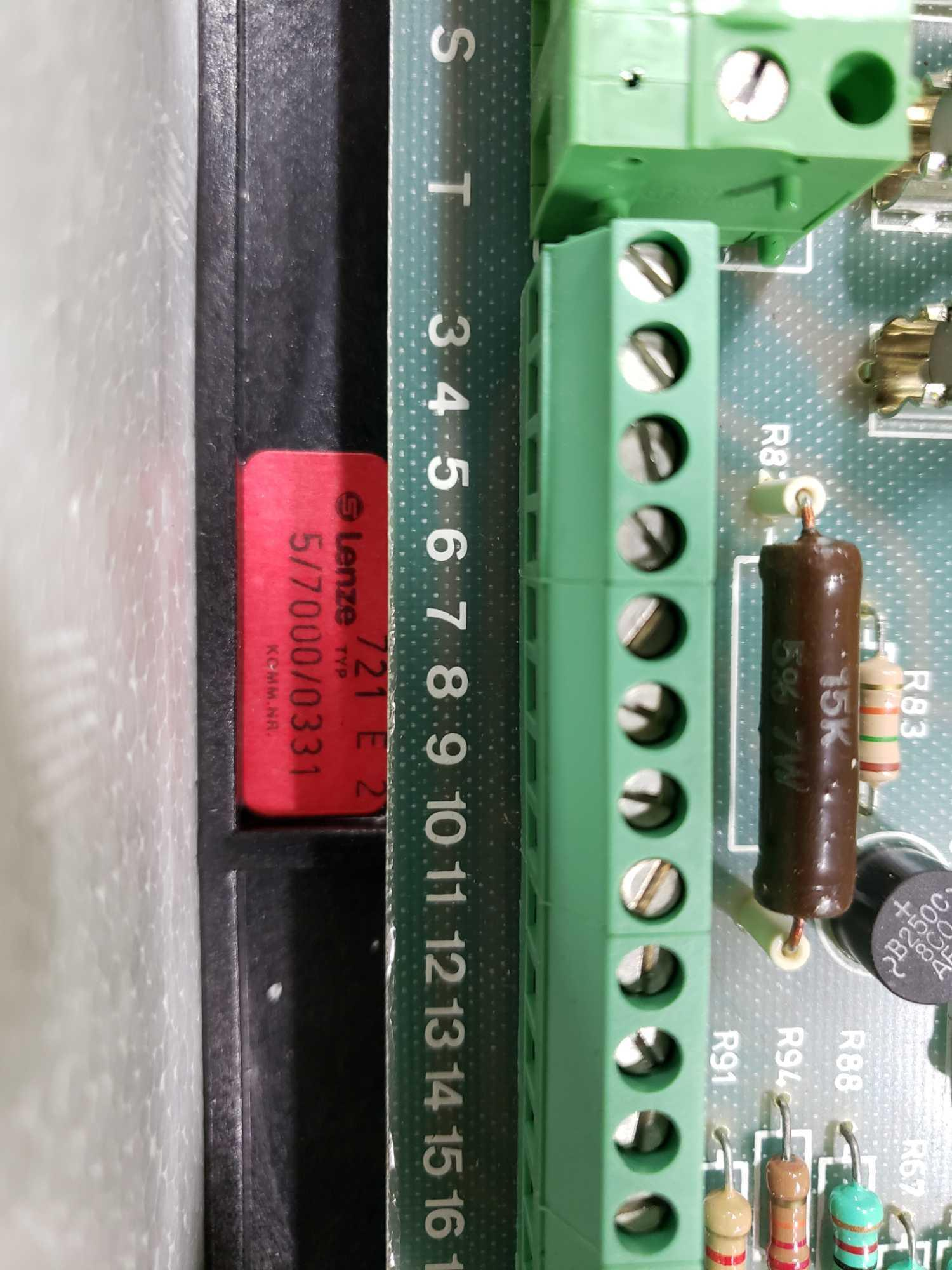 Stahlkontor control model 721-E2. New as pictured. - Image 2 of 4