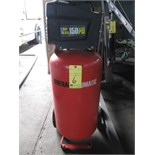 PORTABLE ELECTRIC AIR COMPRESSOR, CENTRAL PNEUMATIC,  150 PSI