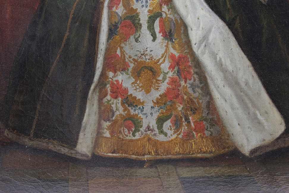 Sylvestre, Louis de (Sceaux 1675 - 1760 Paris) attr. - Bild 6 aus 6