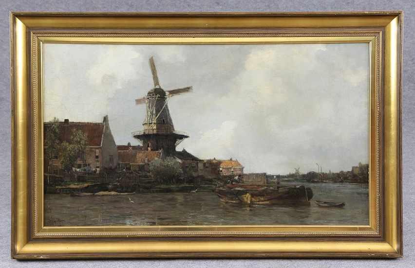 Höppe, Ferdinand Bernhard (Kleve 1881 - 1922 Amsterdam)