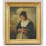 Millet, Jean-Francois (Gréville-Hague 1814 - 1875 Barbizon) or circle