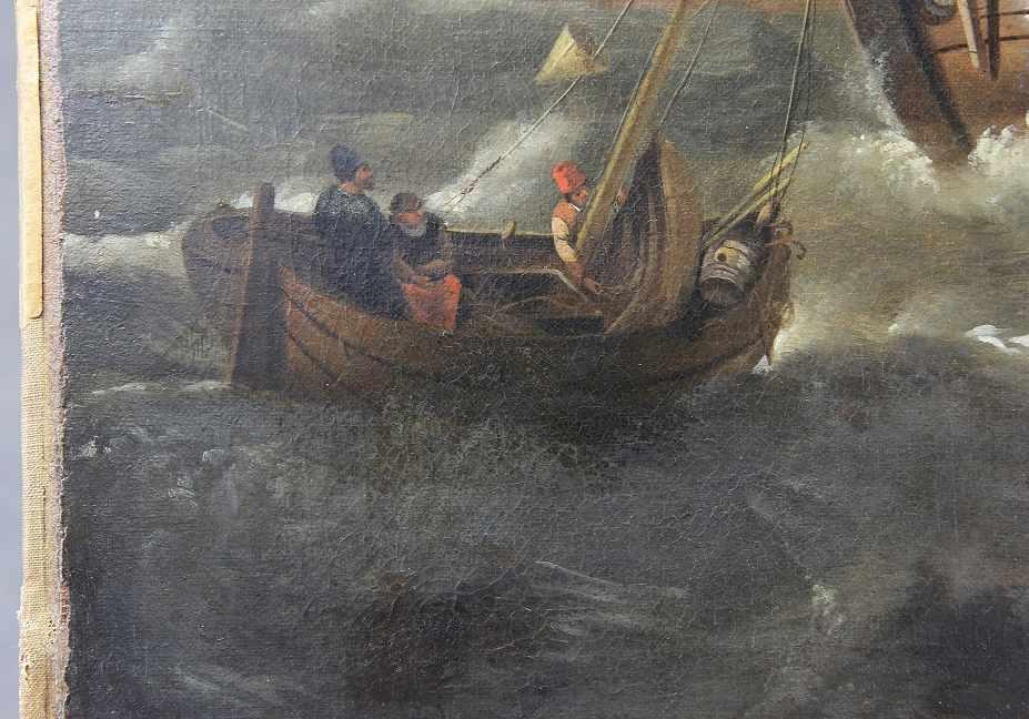 Backhuizen, Ludolf (Emden 1631 - 1708 Amsterdam) after - Bild 5 aus 6