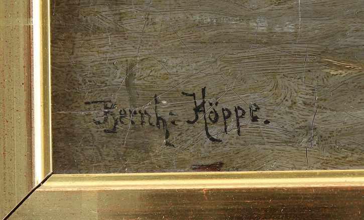 Höppe, Ferdinand Bernhard (Kleve 1881 - 1922 Amsterdam) - Bild 3 aus 5
