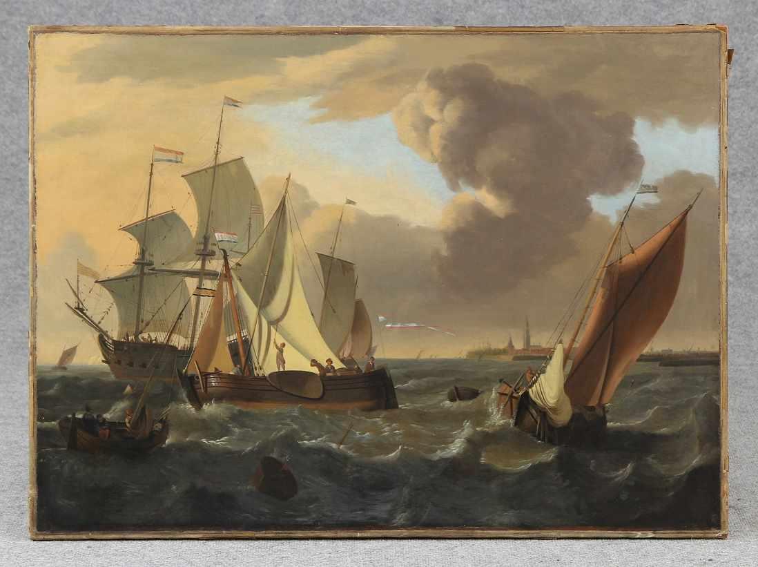 Backhuizen, Ludolf (Emden 1631 - 1708 Amsterdam) after