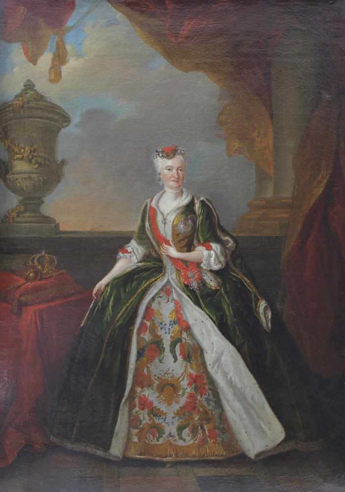 Sylvestre, Louis de (Sceaux 1675 - 1760 Paris) attr. - Bild 2 aus 6