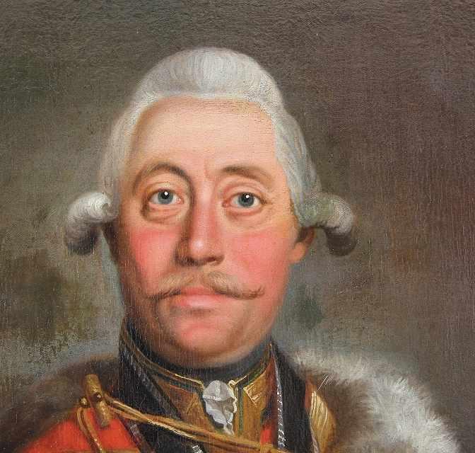 Lisiewski, Georg von (*1674 - 1750 Berlin) attr. - Bild 3 aus 4