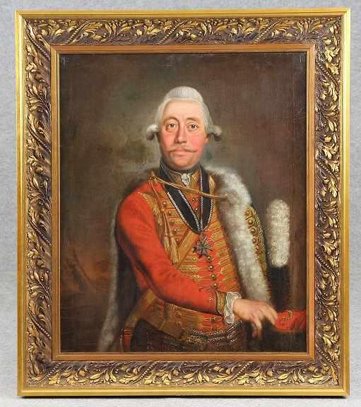 Lisiewski, Georg von (*1674 - 1750 Berlin) attr.