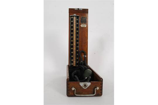 A Vintage Blood Pressure Machine