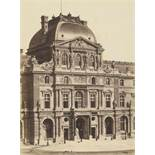 Baldus, Edouard-Denis: Pavillon Sully; St. Trophine, Arles
