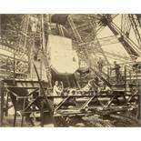 Neurdine Brothers: Eiffel Tower elevator