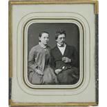 Daguerreotypes: Selected German portraits