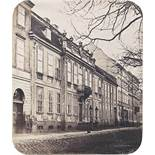 Ahrendts, Leopold: View of Palais von der Osten
