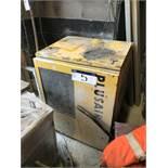 HPC Plusair SK18 Packaged Air Compressor, serial no. 0184826