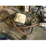 Powertools CHD MX-1230 Handheld Stone Ground Edge Profiling Machine, 240V