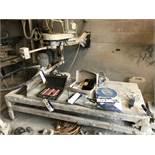 Olimar Climax 109FM RADIAL ARM STONE POLISHING MACHINE, serial no. 981116