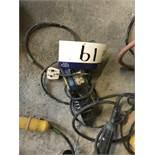 Bosch Hammer Drill, 240V