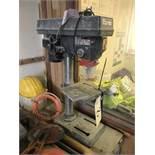 Clarke CDP 151B Five Speed Pillar Drill, part no. 6505520, 230V