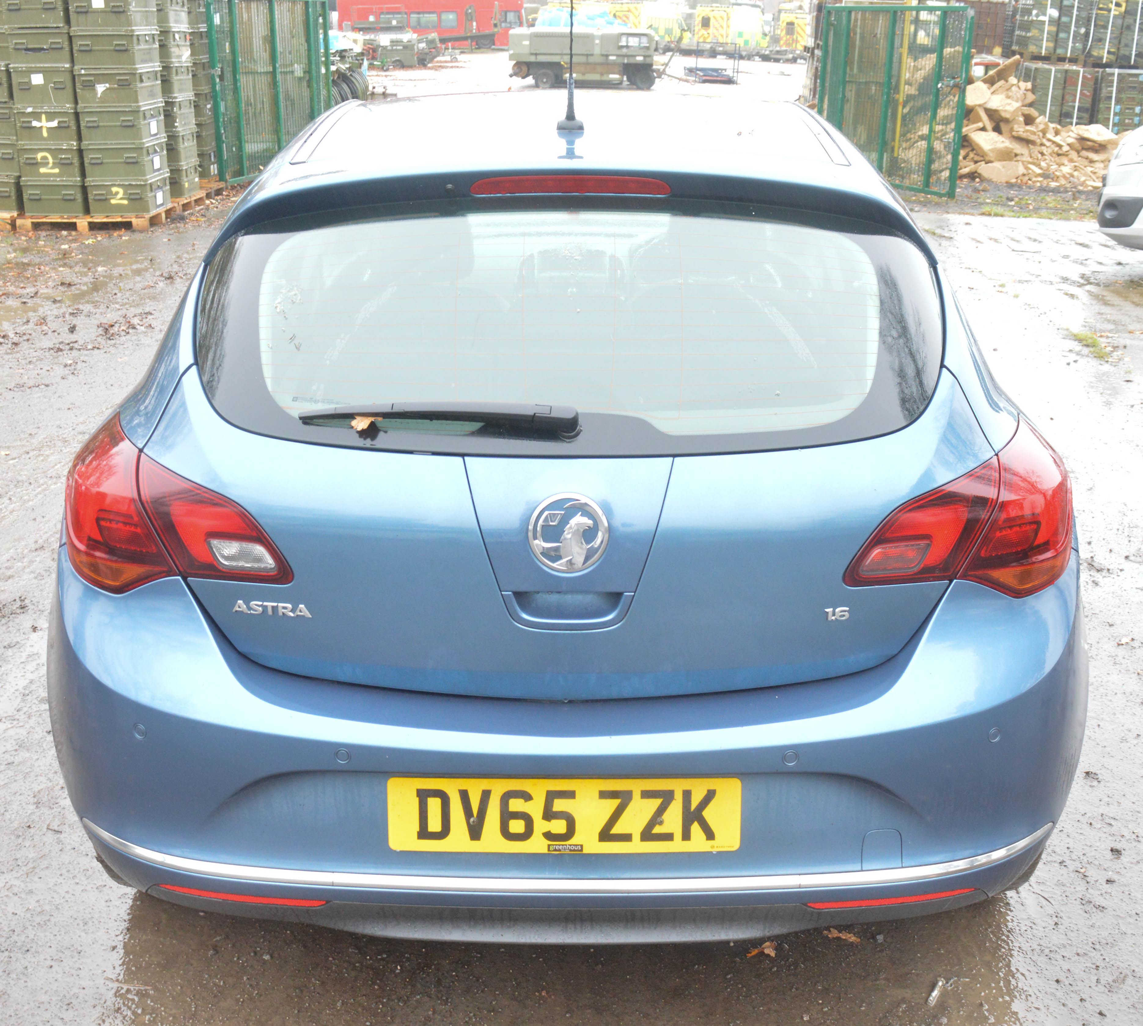 Vauxhall Astra 1.6i VVT 16v Elite 5 Door Hatchback Car