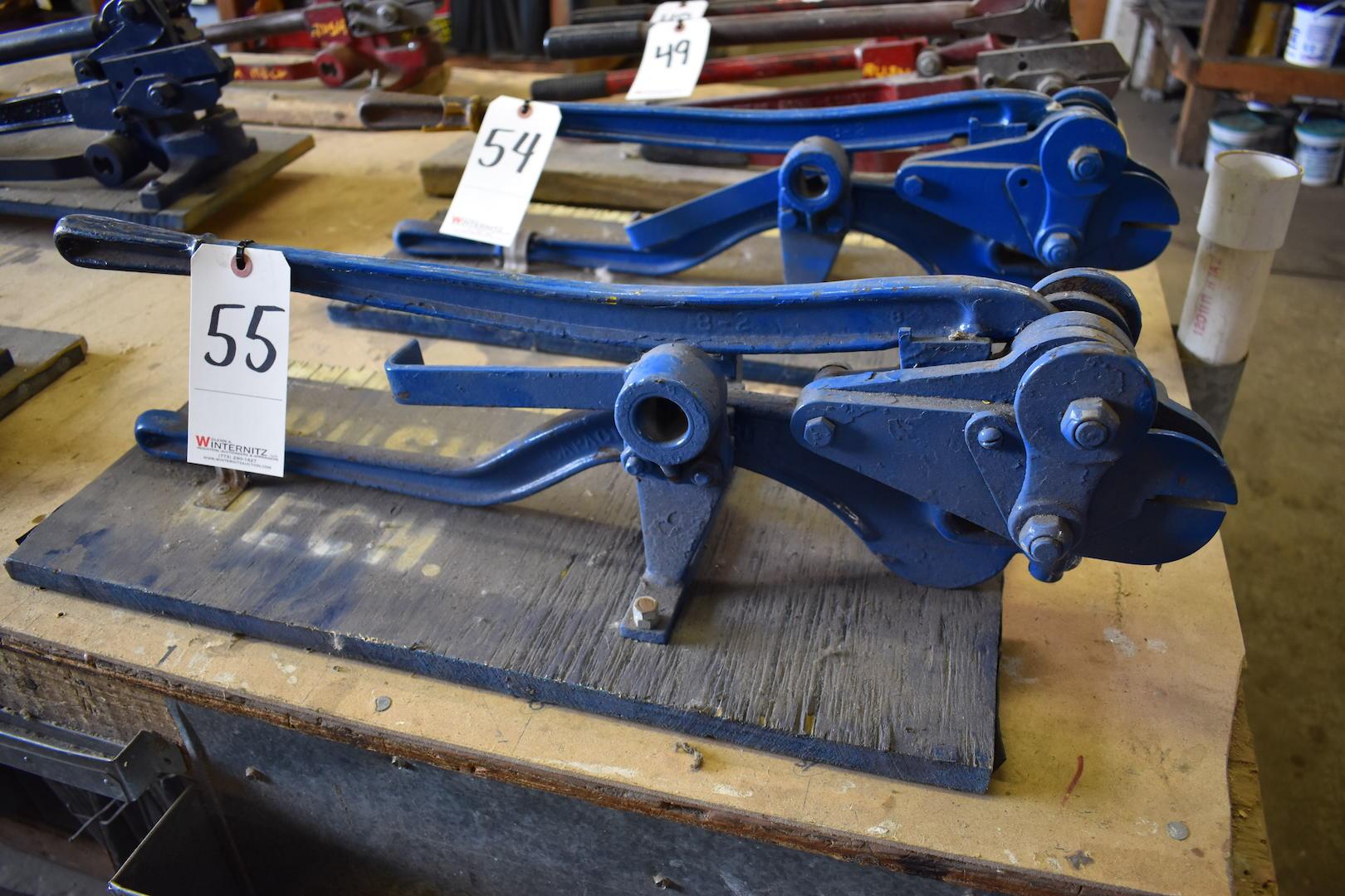 Roper Whitney 4-in-1 Hang Four Fabricator Multi-Tool