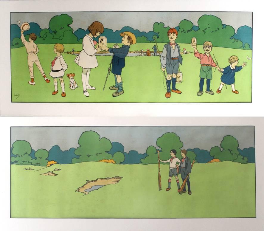 Advertising Poster Activities for Children Victorian Hassall - Image 3 of 5
