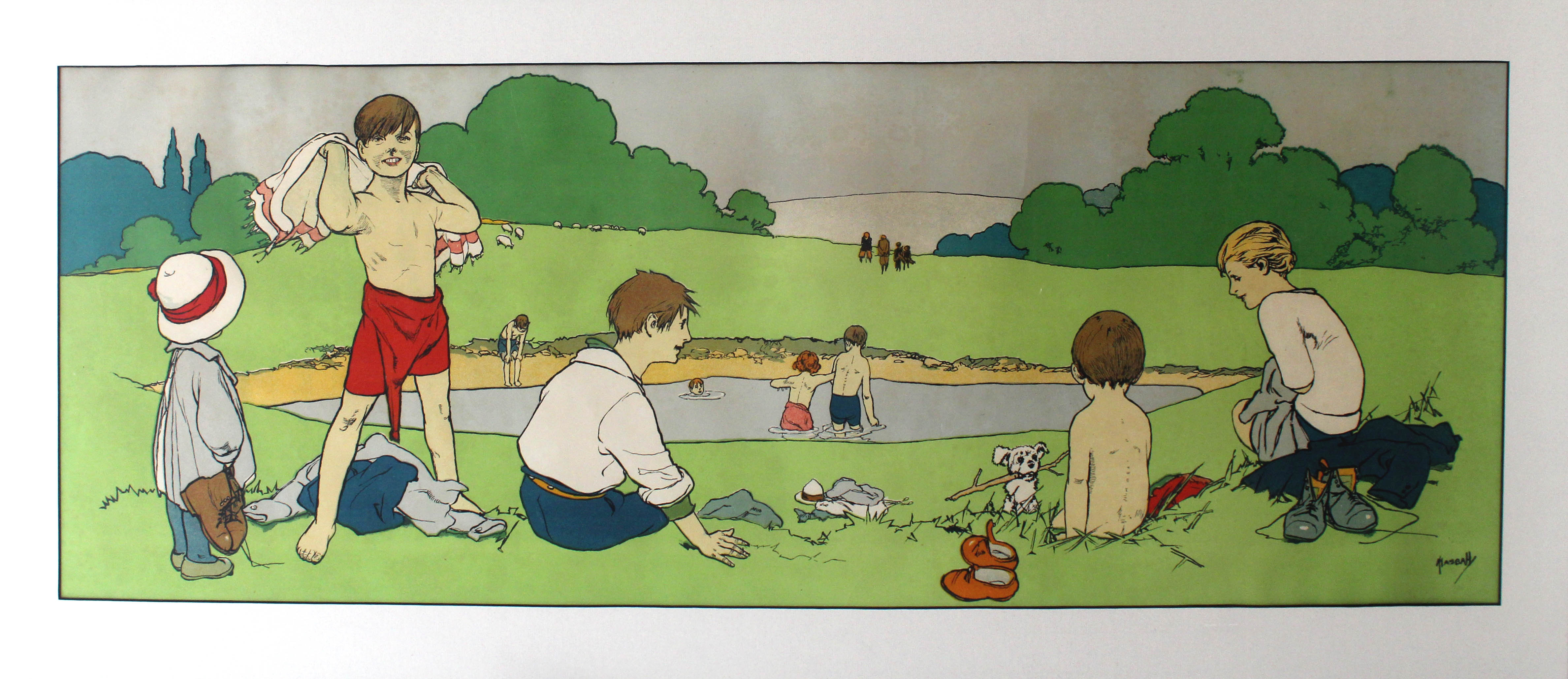 Advertising Poster Activities for Children Victorian Hassall - Image 2 of 5