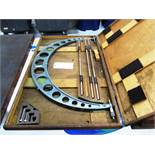 Mitutoyo 28'' - 32'' OD Micrometer with Standards
