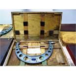 Mitutoyo 14''-15'' Micrometer