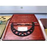 Starrett 13''-14'' Micrometer
