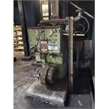Wanson 400B Thermopac Thermal Fluid Heater, with c