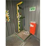 Emergency Shower Unit