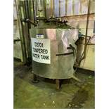 Stainless Steel 1,000 litre Tempered Water Tank (r