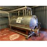 Pontifex Jacketed Stainless Steel Calorifier Tank,