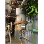 Stainless Steel Vertical Shell & Tube Condenser