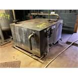 Stainless Steel Seal Flush Tank