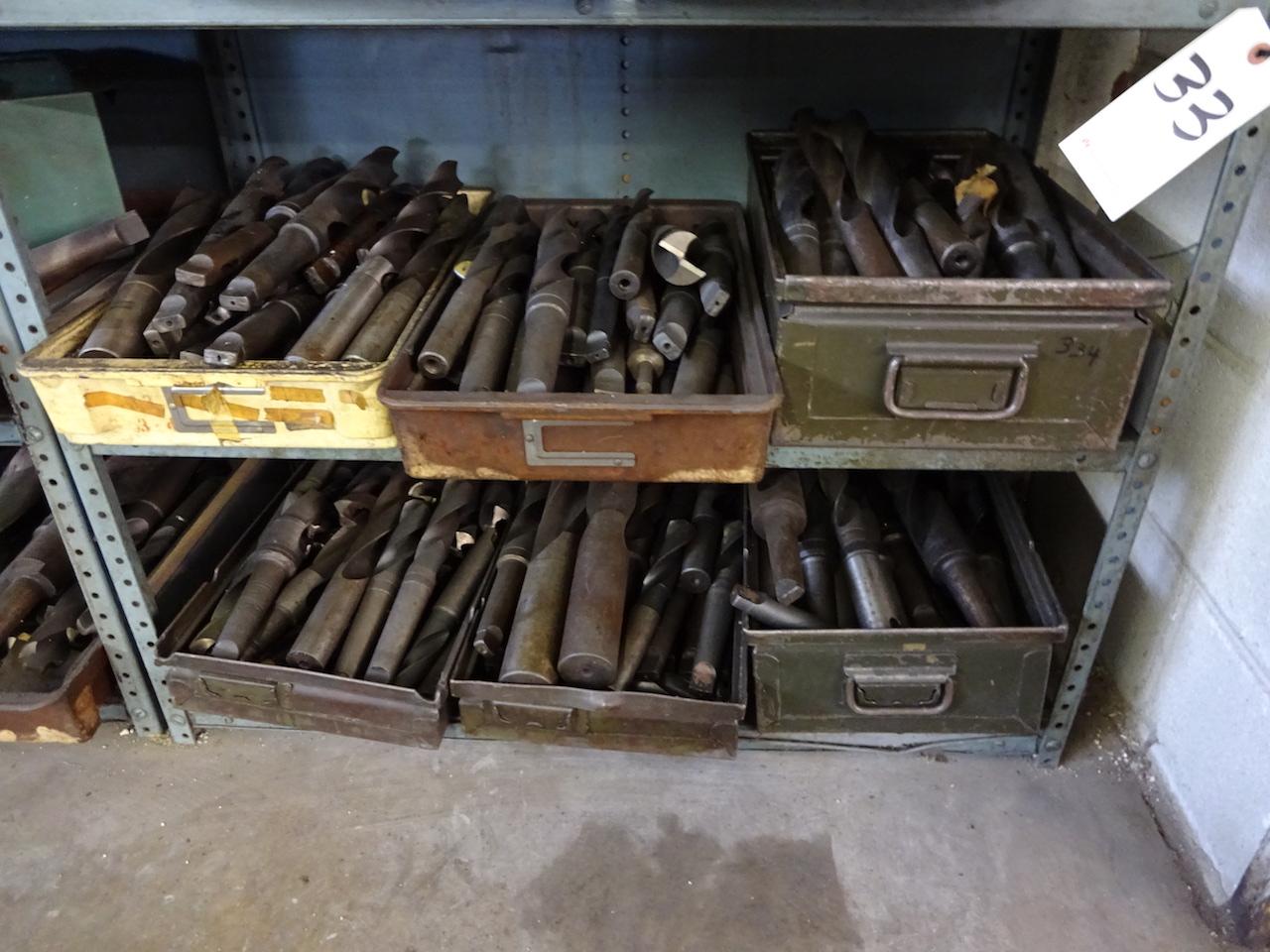 Lot 33 - LOT: Assorted Drills