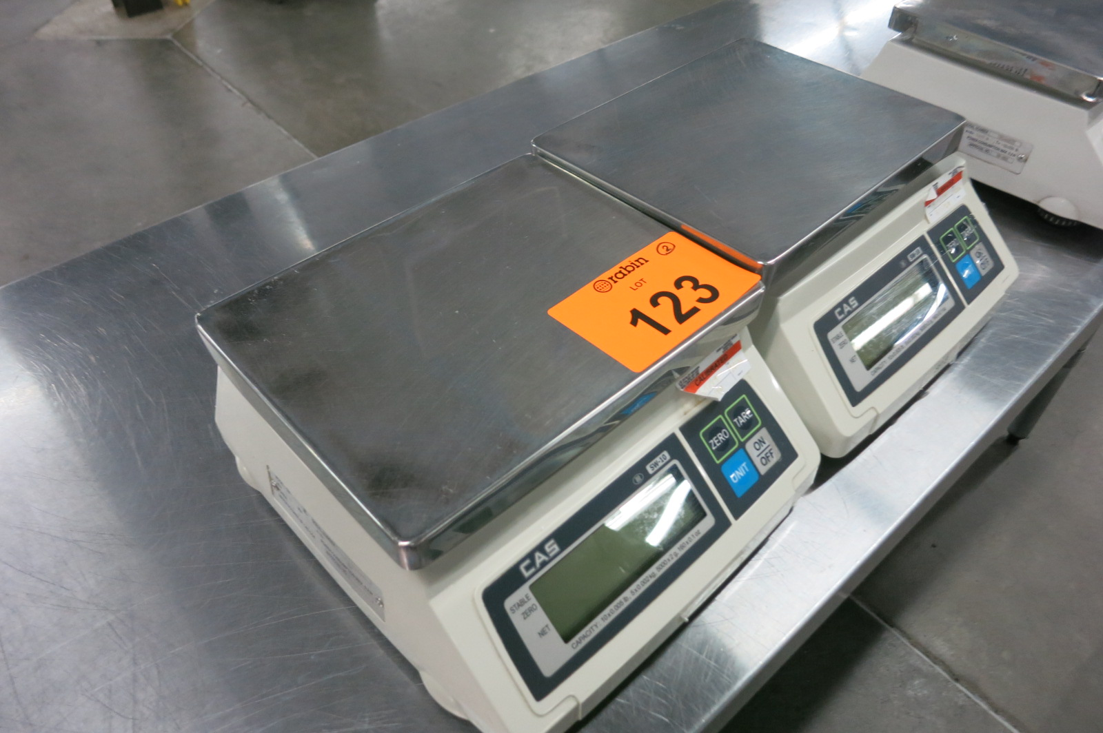 Lot 123 - Line Scales