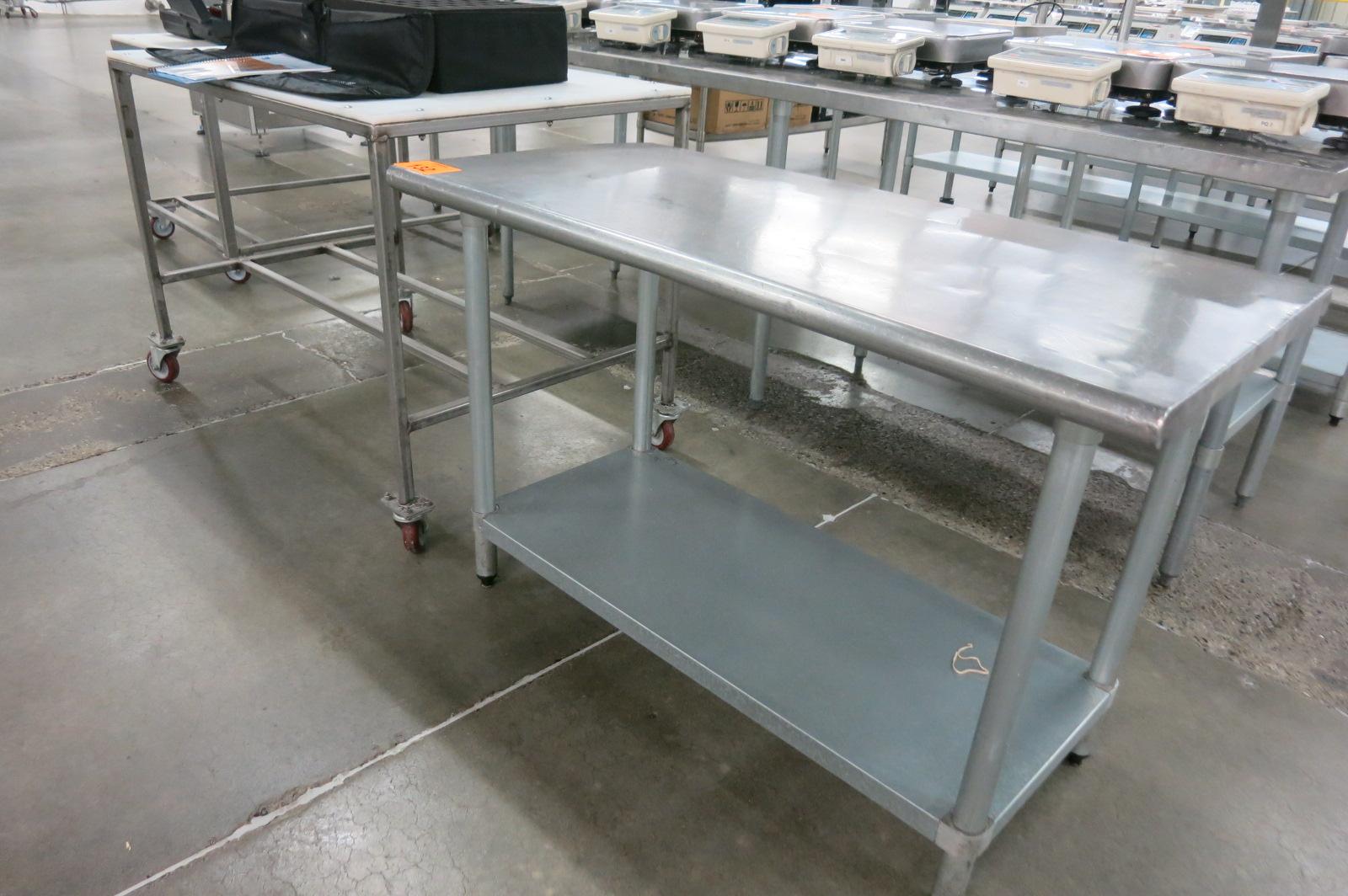Lot 132 - Tables