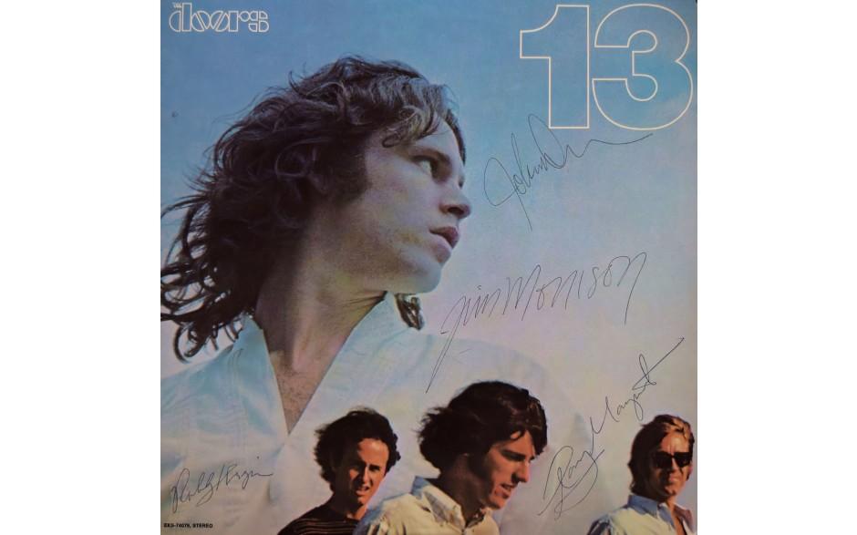 The Doors Signed 13 Album