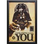Star Wars Darth Vader Special Movie Poster