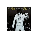 Elvis Presley Signed That's the Way It Is Album