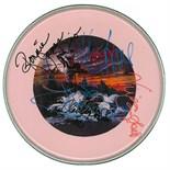Dio Signed Drum Head