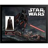 David Prowse Signed Darth Vader Action Figure