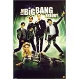Big Bang Theory Signed Poster