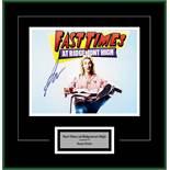Fast Times at Ridgemont High - Signed Sean Penn - Framed Artist Series